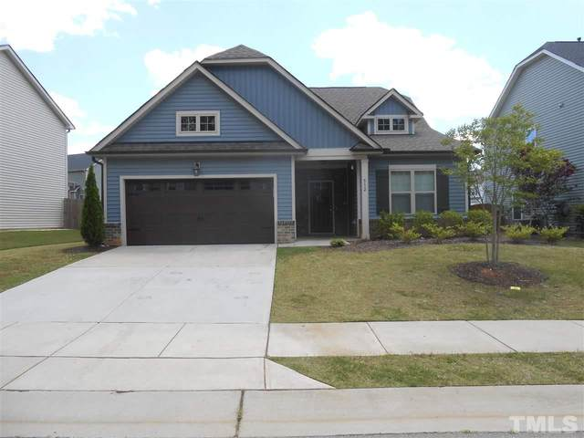 512 Holden Forest Drive, Youngsville, NC 27596 (#2384058) :: The Perry Group