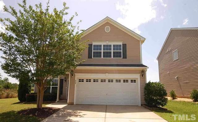 408 Wellspring Drive, Holly Springs, NC 27540 (#2384080) :: RE/MAX Real Estate Service