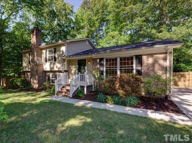 526 Colony Woods Drive, Chapel Hill, NC 27517 (#2384088) :: Marti Hampton Team brokered by eXp Realty