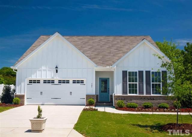 609 Sweet Pine Lane 71 Sophie F, Knightdale, NC 27545 (MLS #2384089) :: The Oceanaire Realty