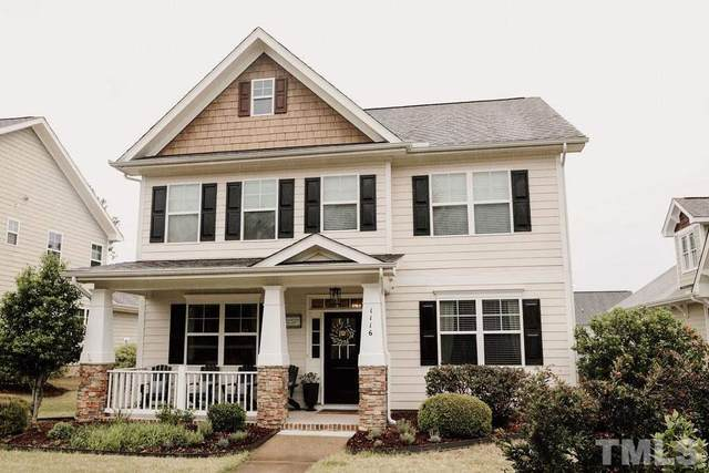 1116 Marshall Farm Street, Wake Forest, NC 27587 (#2384092) :: The Perry Group