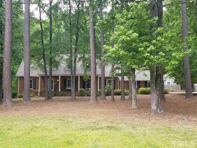 505 Red Bud Road, Chapel Hill, NC 27514 (#2384096) :: Log Pond Realty