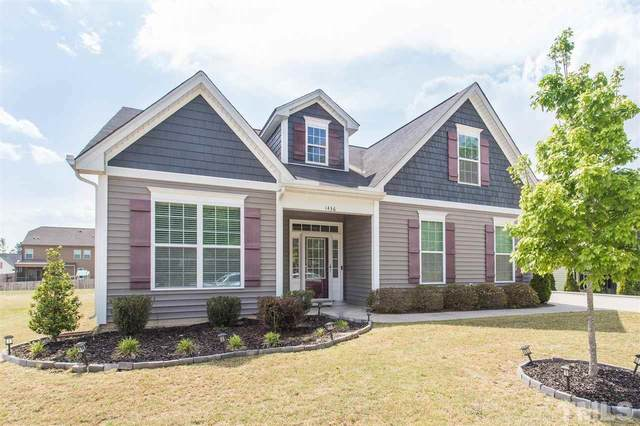 1436 Stone Wealth Drive, Knightdale, NC 27545 (MLS #2384101) :: The Oceanaire Realty
