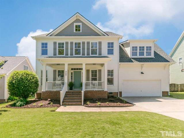908 Hosta Valley Court, Wake Forest, NC 27587 (MLS #2384125) :: The Oceanaire Realty