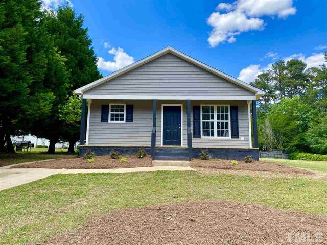 140 Oakdale Avenue, Clayton, NC 27520 (MLS #2384126) :: The Oceanaire Realty