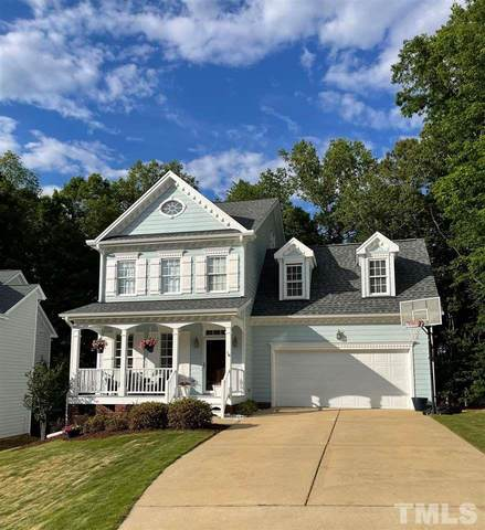 105 Country Valley Court, Apex, NC 27502 (MLS #2384146) :: The Oceanaire Realty