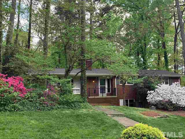 1198 Cypress Road, Chapel Hill, NC 27517 (MLS #2384151) :: The Oceanaire Realty