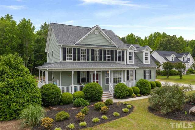 2259 Vinson Road, Clayton, NC 27527 (MLS #2384170) :: The Oceanaire Realty