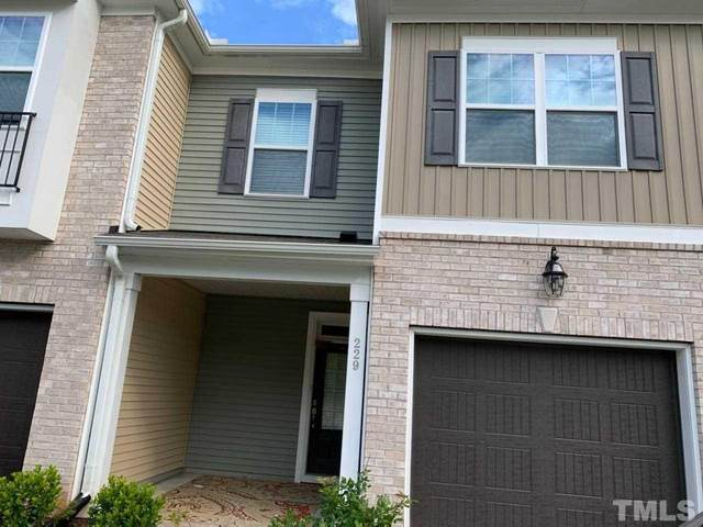 229 Traphill Drive, Morrisville, NC 27560 (MLS #2384176) :: The Oceanaire Realty