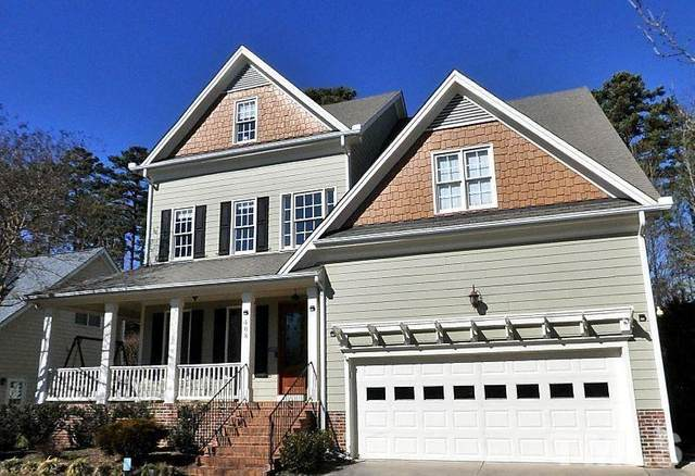 408 April Bloom Lane, Cary, NC 27519 (MLS #2384180) :: The Oceanaire Realty
