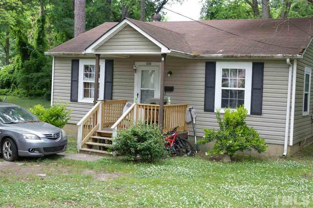 229 Mciver Street, Sanford, NC 27330 (#2384200) :: The Perry Group