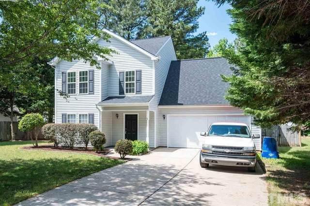 3908 Lodgepole Lane, Raleigh, NC 27616 (#2384206) :: Kim Mann Team