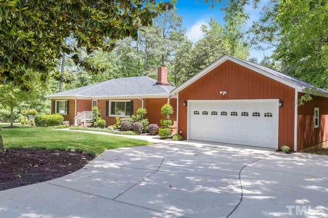 212 Woodland Church Road, Wake Forest, NC 27587 (#2384256) :: Marti Hampton Team brokered by eXp Realty
