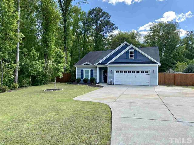 52 Beacon Ridge, Angier, NC 27501 (#2384258) :: Marti Hampton Team brokered by eXp Realty