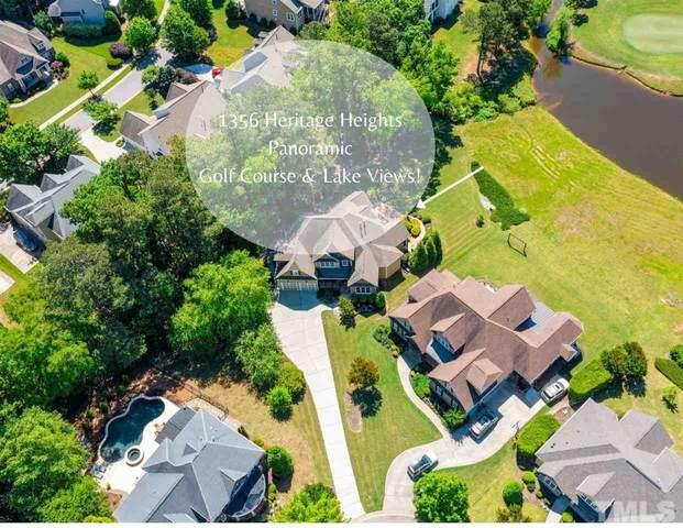 1356 Heritage Heights Lane, Wake Forest, NC 27587 (#2384268) :: The Jim Allen Group