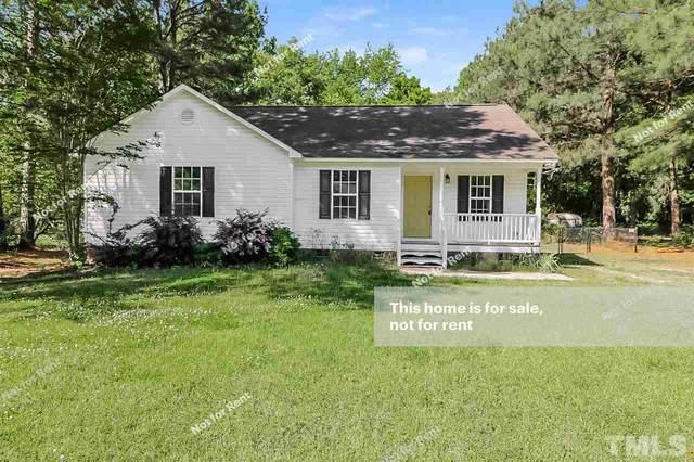 172 Duck Pond Lane, Clayton, NC 27520 (#2384286) :: Rachel Kendall Team