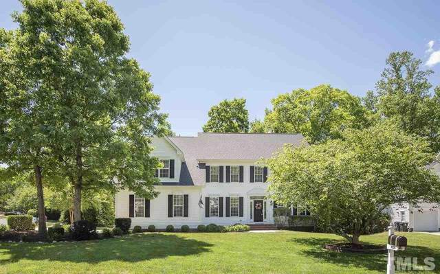 1001 River Dee Court, Apex, NC 27502 (#2384292) :: Triangle Just Listed