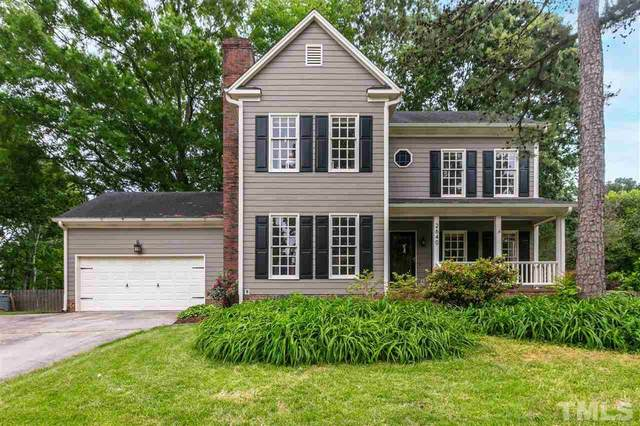 2640 Hiking Trail, Raleigh, NC 27615 (#2384314) :: Kim Mann Team