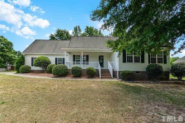 416 Johnson Branch Road, Goldsboro, NC 27534 (#2384344) :: M&J Realty Group