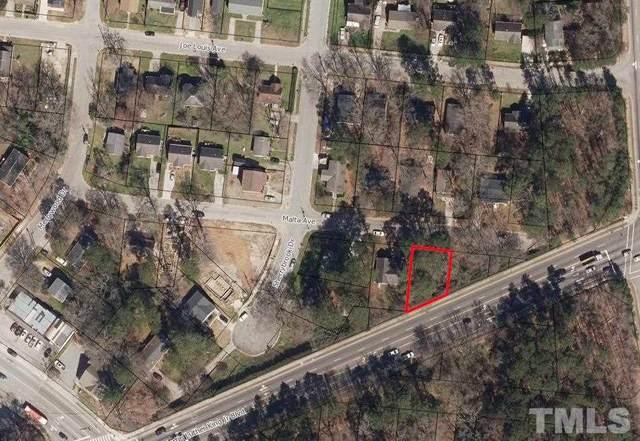 1604 Malta Avenue, Raleigh, NC 27610 (#2384346) :: Steve Gunter Team