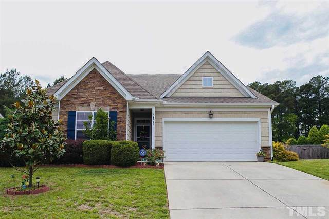 1221 Crendall Way, Wake Forest, NC 27587 (#2384349) :: RE/MAX Real Estate Service
