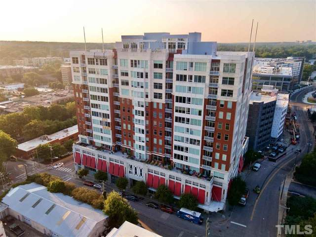 400 W North Street #1104, Raleigh, NC 27603 (#2384373) :: Dogwood Properties