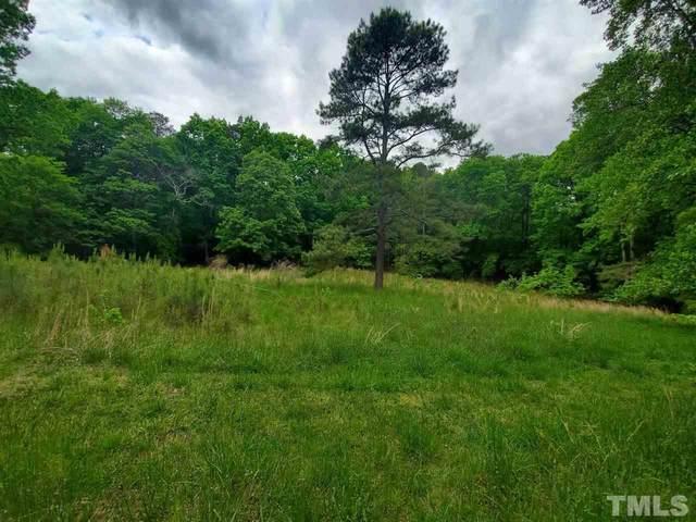 0 Falls Creek Road, Chapel Hill, NC 27707 (#2384429) :: Rachel Kendall Team