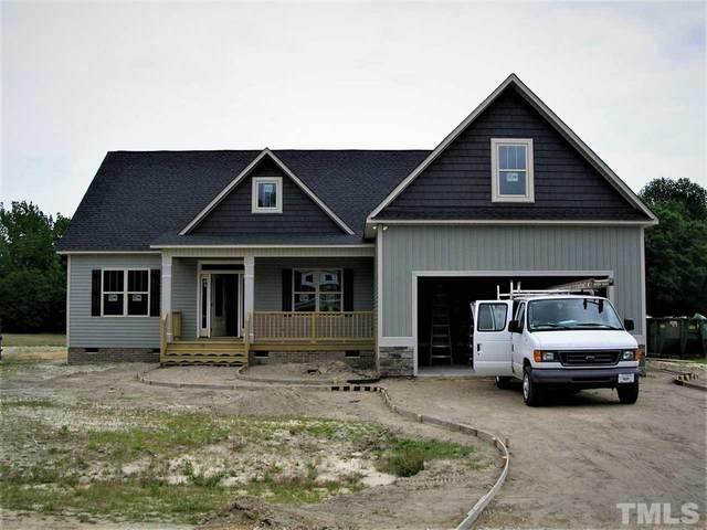 337 Long Grass Drive Lt 91, Smithfield, NC 27577 (#2384507) :: Southern Realty Group