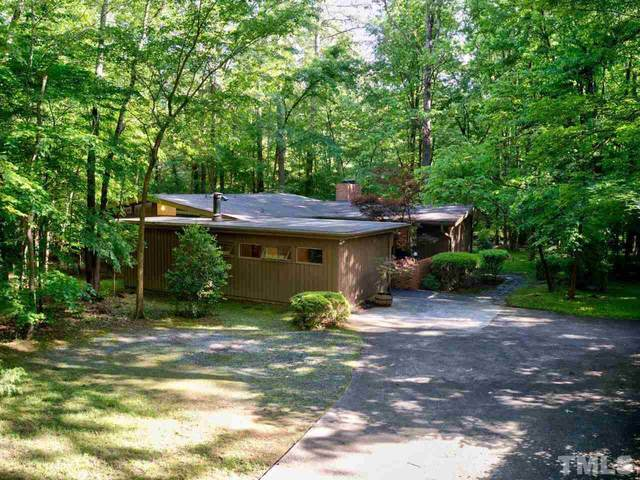 603 Rock Creek Road, Chapel Hill, NC 27514 (#2384535) :: M&J Realty Group