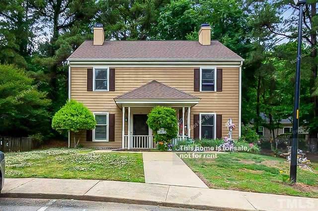 117 Rhum Place, Garner, NC 27529 (#2384560) :: Log Pond Realty