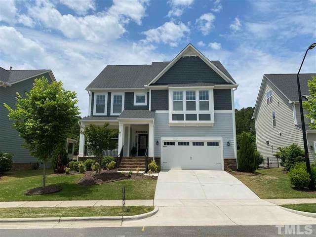 8217 Pritchett Farm Lane, Raleigh, NC 27606 (#2384577) :: Rachel Kendall Team