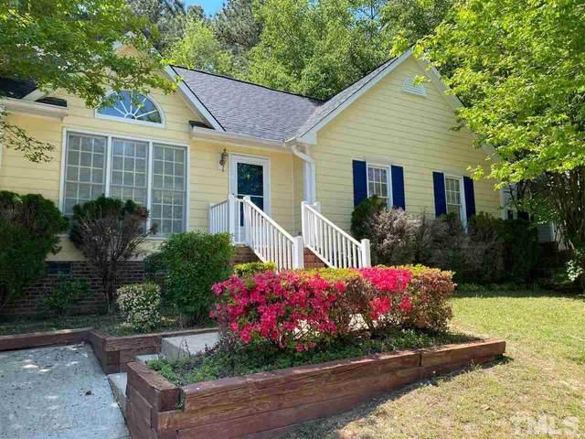 821 Penncross Drive, Raleigh, NC 27610 (#2384581) :: Rachel Kendall Team