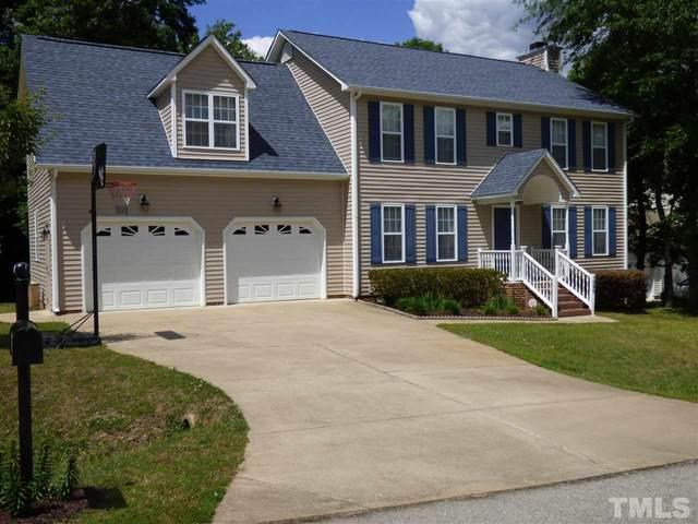 1068 Alderman Circle, Raleigh, NC 27603 (#2384697) :: Dogwood Properties