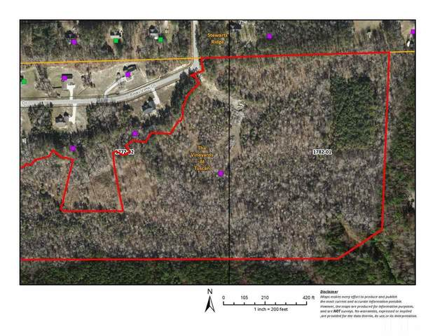 0 Beau View Drive, Wendell, NC 27591 (#2384701) :: The Jim Allen Group