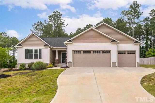 64 Everwood Drive, Four Oaks, NC 27524 (#2384717) :: Triangle Top Choice Realty, LLC