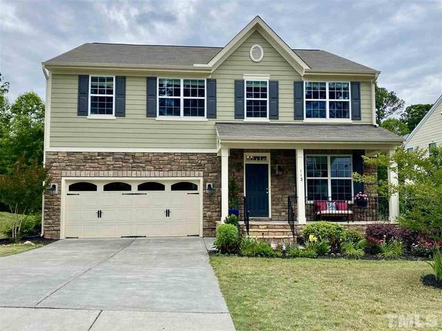 113 Ulverston Drive, Holly Springs, NC 27540 (#2384795) :: Triangle Top Choice Realty, LLC