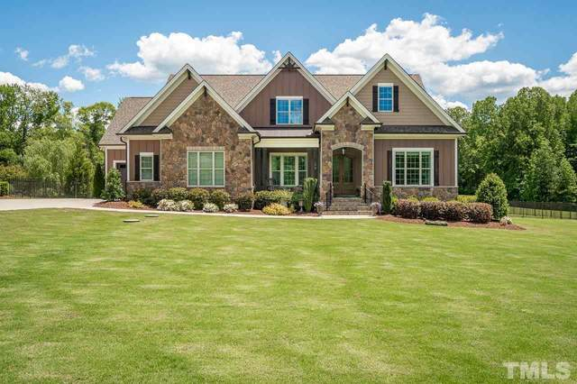 175 Rolling Woods Court, Pittsboro, NC 27312 (MLS #2384804) :: EXIT Realty Preferred