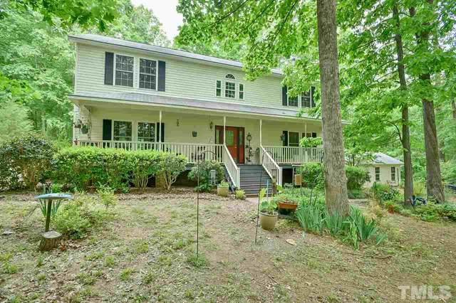 1536 Alex Cockman Road, Pittsboro, NC 27312 (#2384807) :: The Beth Hines Team
