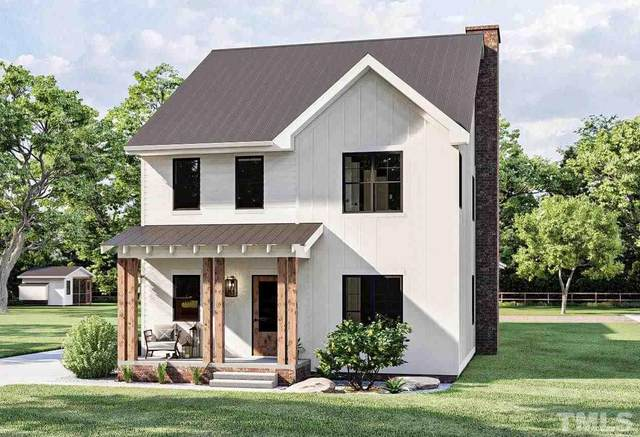 106 Boyd Street Lot I, Cary, NC 27513 (#2384959) :: Bright Ideas Realty