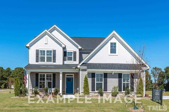 410 Beverly Place, Four Oaks, NC 27524 (#2384963) :: Triangle Just Listed