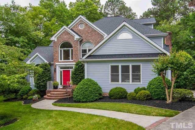 215 Collinson Drive, Chapel Hill, NC 27514 (#2384971) :: Log Pond Realty