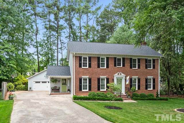 1234 W Springhill Court, Cary, NC 27511 (#2384992) :: M&J Realty Group