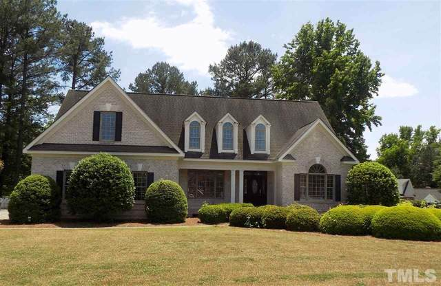 3205 Abbey Road, Rocky Mount, NC 27804 (#2385012) :: Triangle Just Listed