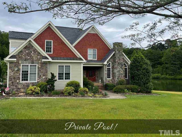 290 Barnhill Lane, Wake Forest, NC 27587 (#2385046) :: Real Estate By Design
