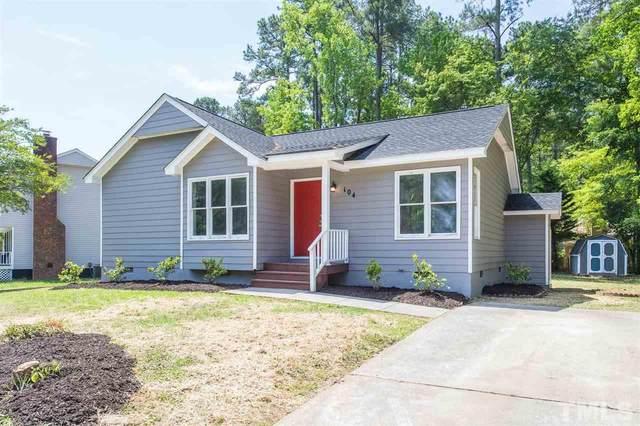 104 Artesian Drive, Garner, NC 27529 (#2385091) :: Real Estate By Design