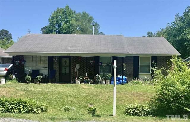 313 E Lyon Street, Creedmoor, NC 27522 (#2385133) :: Log Pond Realty