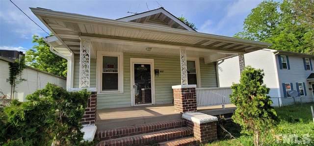 907 Holloway Street, Durham, NC 27701 (#2385150) :: Dogwood Properties