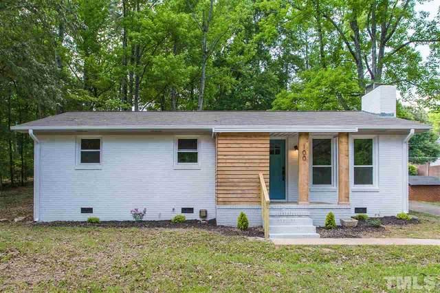 100 Apple Street, Chapel Hill, NC 27514 (#2385159) :: Dogwood Properties