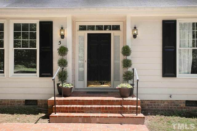 5 Hampton Hill Place, Chapel Hill, NC 27517 (#2385204) :: M&J Realty Group