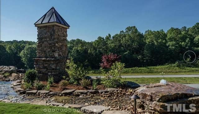 153 Evington Drive, Pittsboro, NC 27312 (#2385280) :: The Helbert Team
